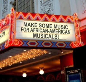 Make Some Music for African-American Musicals!