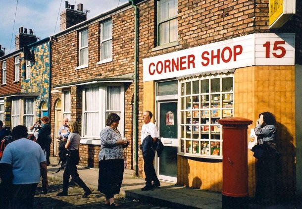Corner Store via thewisdomtoothblog.wordpress.com